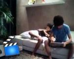 iPad slap