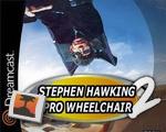 Steven Hawking Pro Wheelchair 2