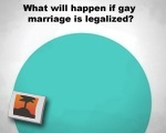 Gay Marriage Pie Chart