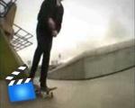 One Lucky Skater!