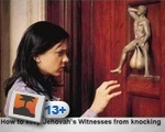 How to Keep Jehovah's Witnesses From Knocking