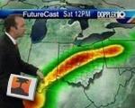 Strange Forecast