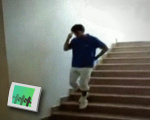 Stair Surfer