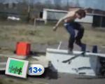 Skater rage backfires