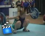 Weightlifting Fail