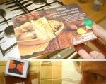 Food preparation instructions