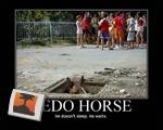Pedo Horse