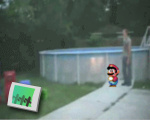 Outsmarted by Mario