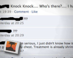 Knock knock...