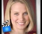 Google spokeswoman Marissa Mayer laugh compilation